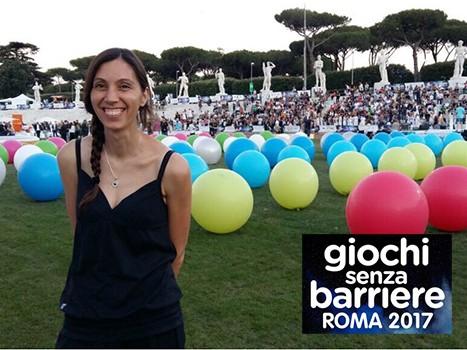 Nadia Pretto @ VII edizione di Giochi Senza Barriere