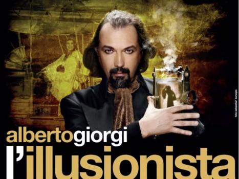 Alberto Giorgi e Laura Gemmi @ Teatro Vittoria di Roma con il loro show «L'illusionista».